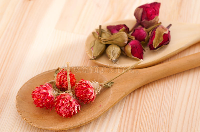 Download Dry floral herbal tea stock photo. Image of healthy, green - 25898412