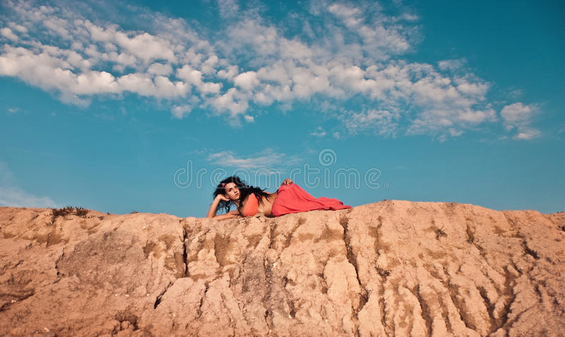 Download Dry hill view stock photo. Image of abstract, passion - 20393596