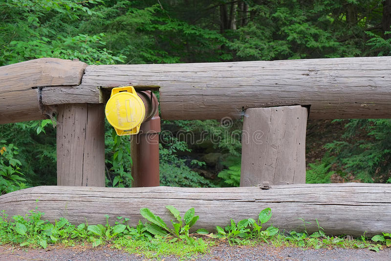 Download Dry Hydrant stock photo. Image of bright, steamer, fighting - 39077350