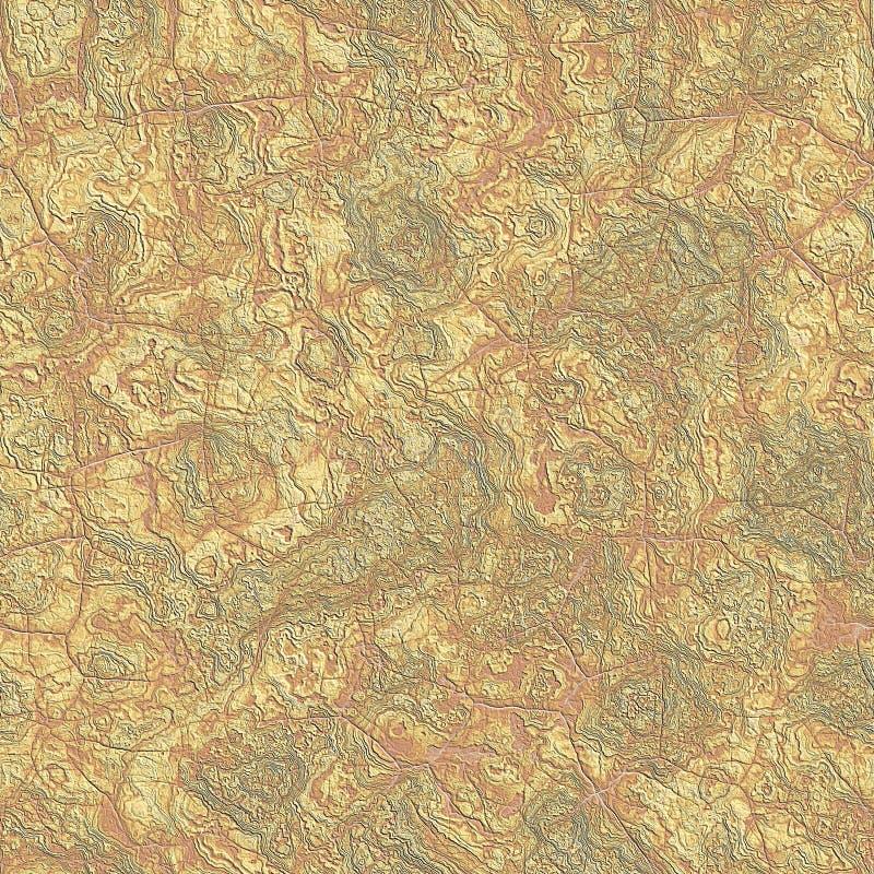 Dry mud. Seamless texture vector illustration