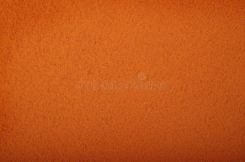 Dry powder cocoa background. Dry powder cocoa on background royalty free stock photography