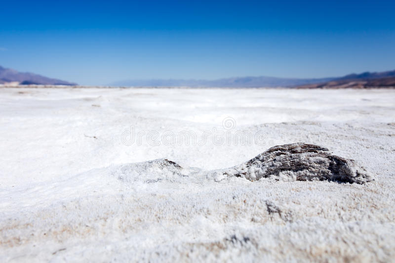 Download Dry Salt Pan In Death Valley Stock Image - Image: 32188881