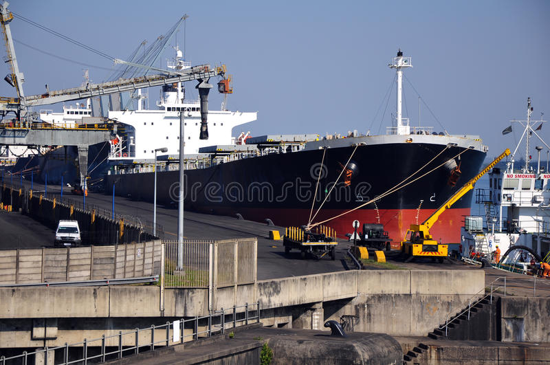 Dry-ship Stock Photography