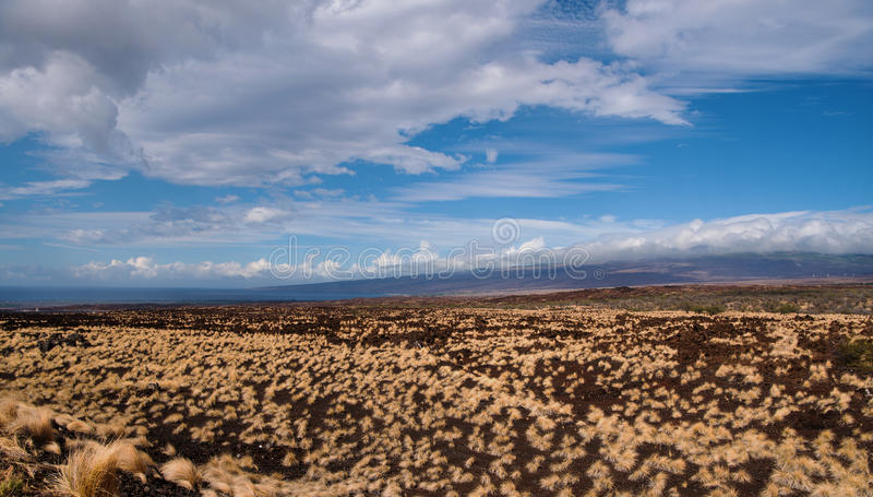 Hawaii Big Island Dry Side