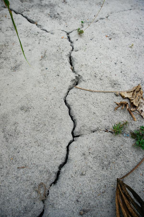 Dry soil in the long dry season. Drought land dry sky dry land, earth, hot, life, dirt, global, ground, mire, water, tourism, drain, view, cracked, himalayas royalty free stock images