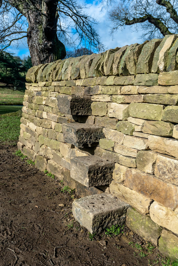 Download Dry Stone Steps stock image. Image of dry, rural, stairway - 38270793