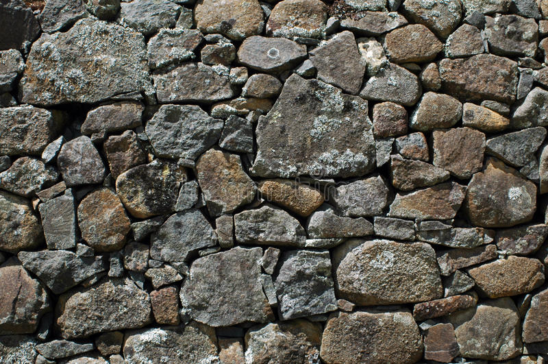 Download Dry stone wall stock image. Image of granite, masonry - 13254941