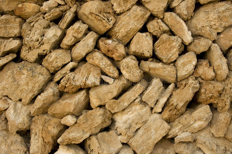 Download Dry stone wall stock image. Image of stone, geology, background - 18963021