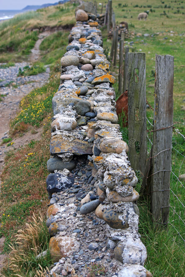 Download Dry Stone Wall Stock Images - Image: 21687784