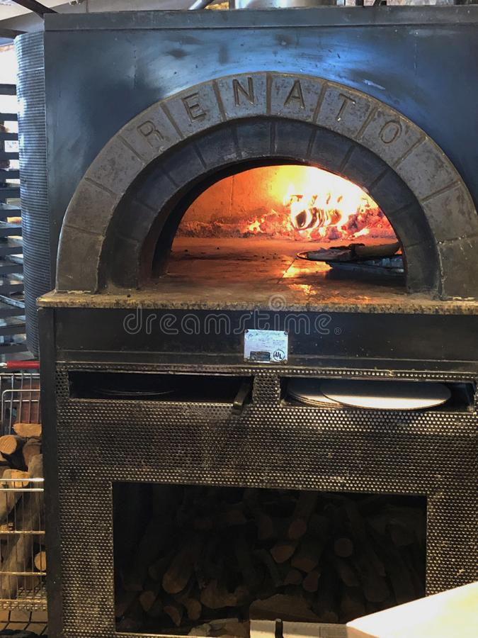 Brck Oven. stock photography
