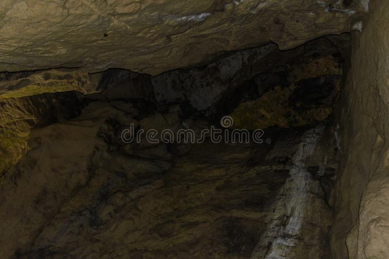 DRYANOVO, ΒΟΥΛΓΑΡΙΑ - 10 28 2017: Σπηλιά Kiro Bacho στοκ εικόνα με δικαίωμα ελεύθερης χρήσης