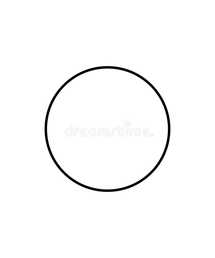 Dryclean sign.Laundry symbol.circle sign dry clean. Eps ten vector illustration