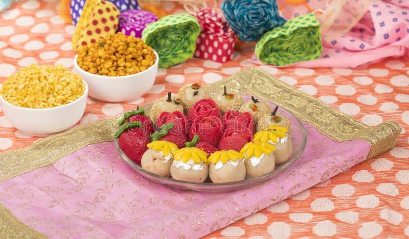 Dryfruits Zoet Voedsel royalty-vrije stock fotografie