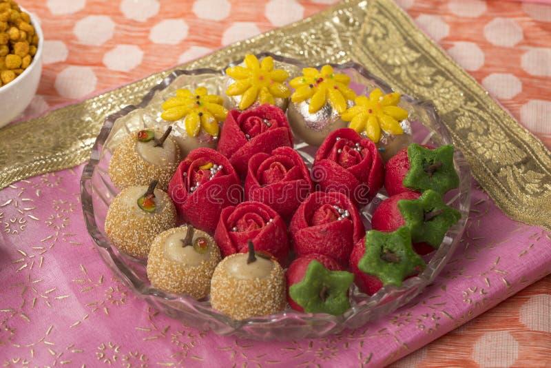 Dryfruits Zoet Voedsel royalty-vrije stock foto's