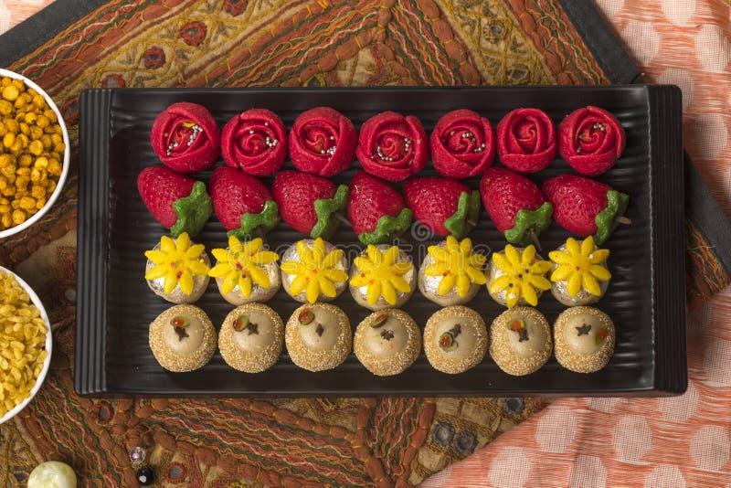 Dryfruits Zoet Voedsel stock foto