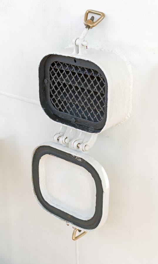 Drymba dla ekstrakci powietrze obraz royalty free