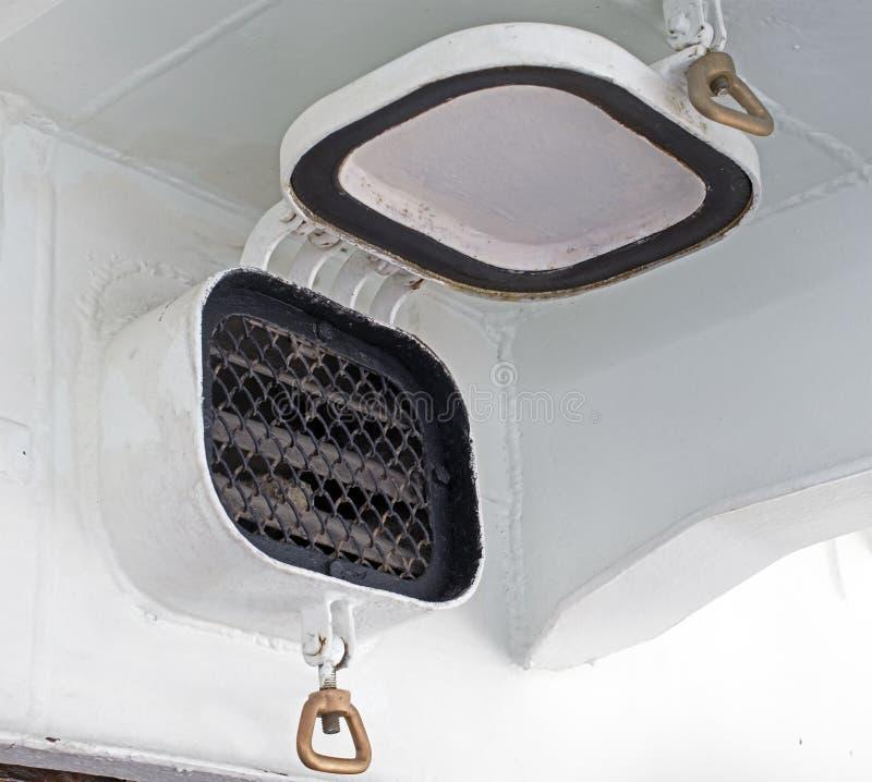 Drymba dla ekstrakci powietrze obrazy royalty free