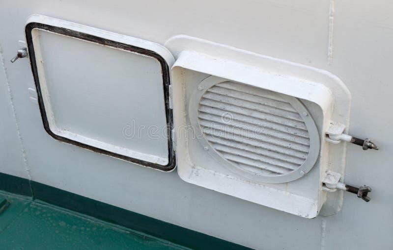 Drymba dla ekstrakci powietrze zdjęcie stock