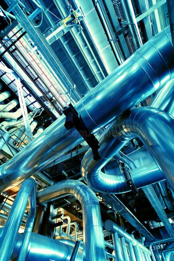 drymby dekatyzują tubki turbinowe zdjęcie stock
