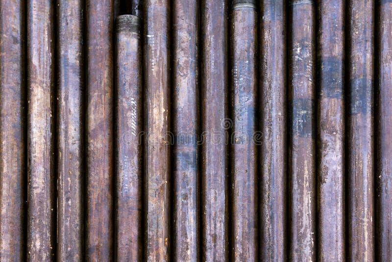 Drymby, mogą używać jako przemysłowy tło obraz stock
