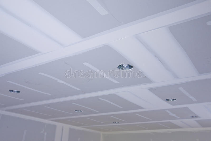 Drywall stock foto's