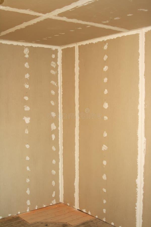 drywall photo libre de droits