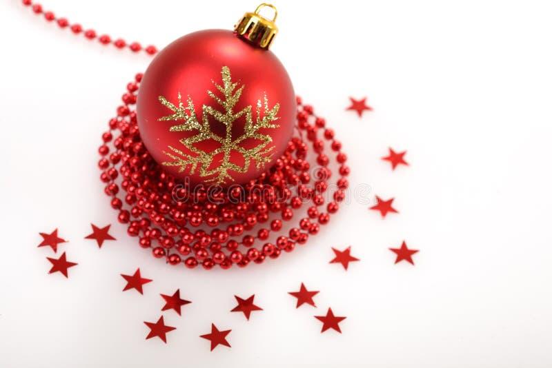 drzewne Boże Narodzenie dekoracje zdjęcia royalty free