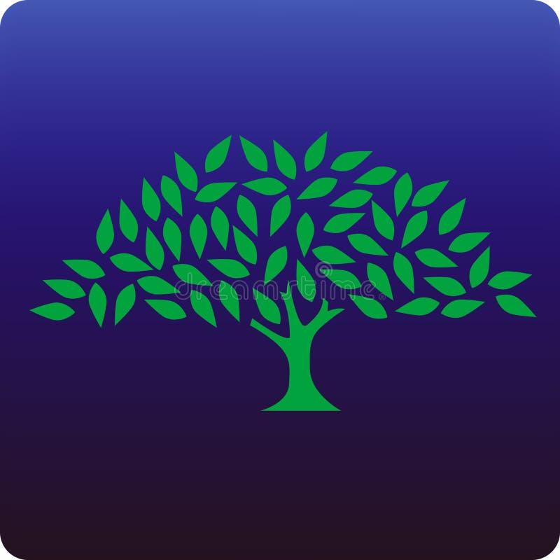 drzewo ilustracji