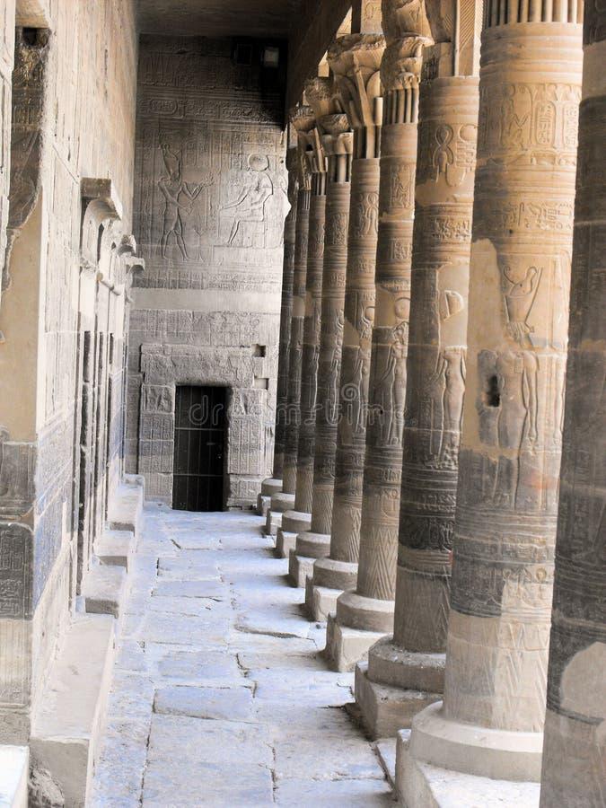 drzwi świątynia zdjęcie stock