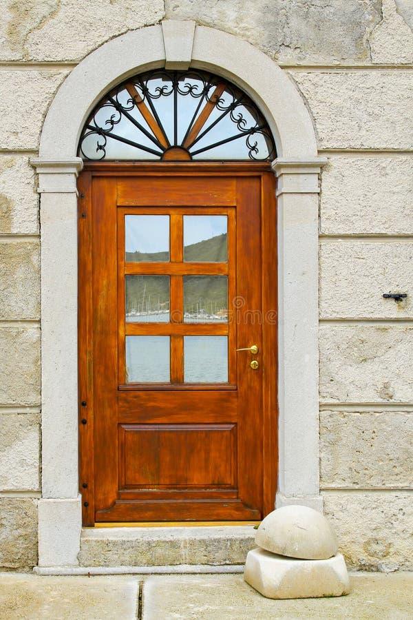 drzwi biuro wejściowy szklany zdjęcie royalty free