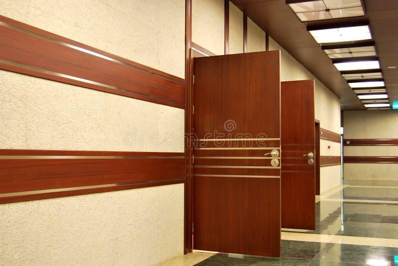 drzwi biurowi obrazy royalty free