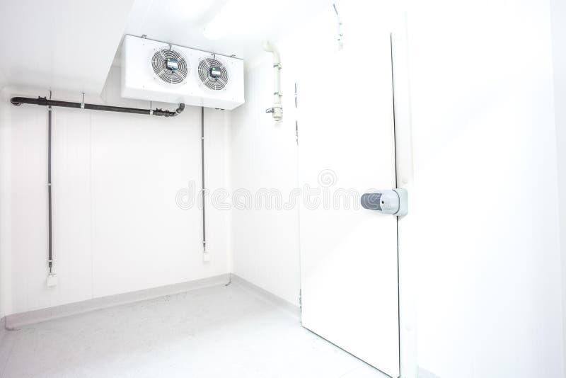 Drzwi chłodziarka zdjęcia stock