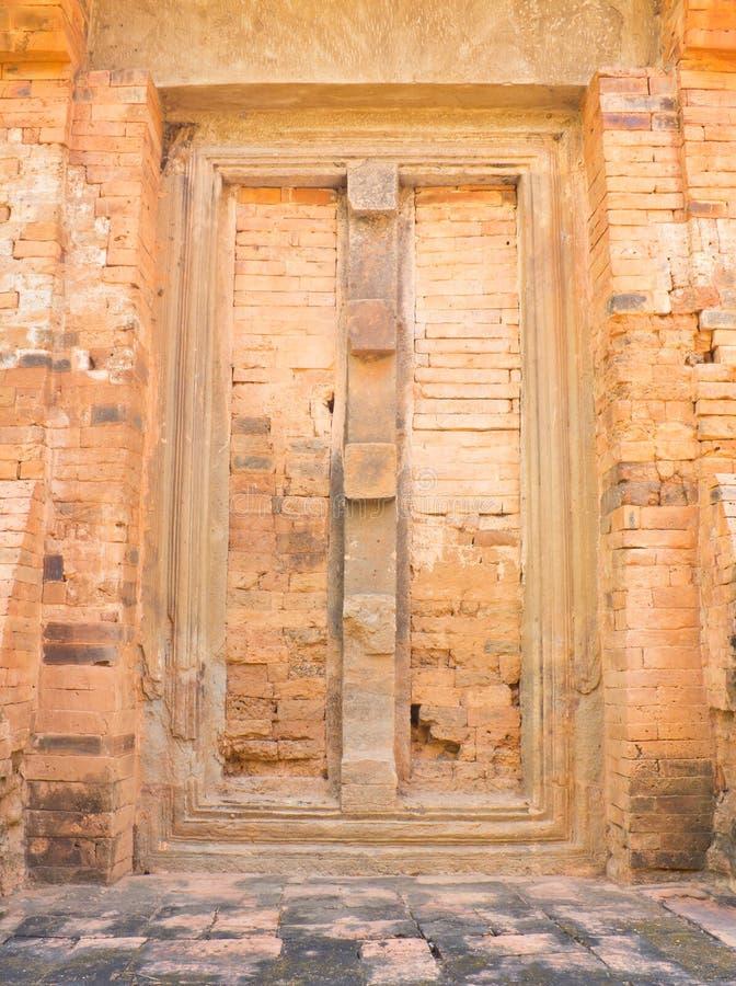 drzwi chwytliwi obraz stock