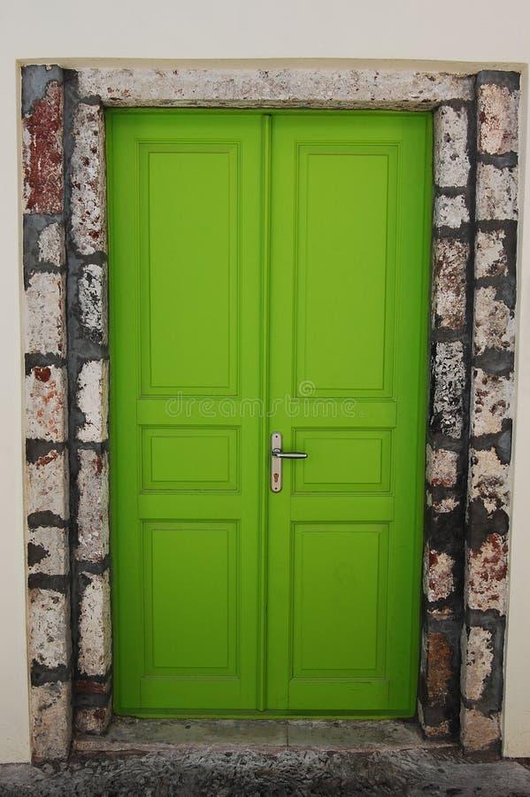 drzwi cudacki zdjęcie stock