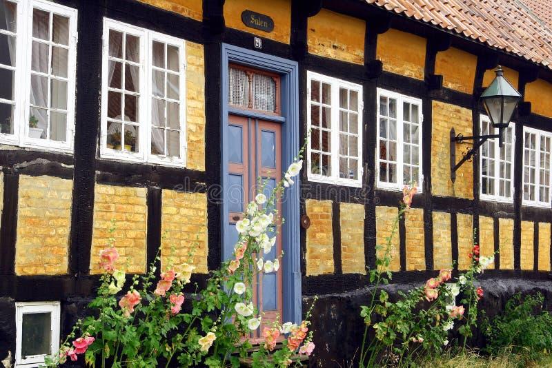 drzwi do domu zdjęcie royalty free