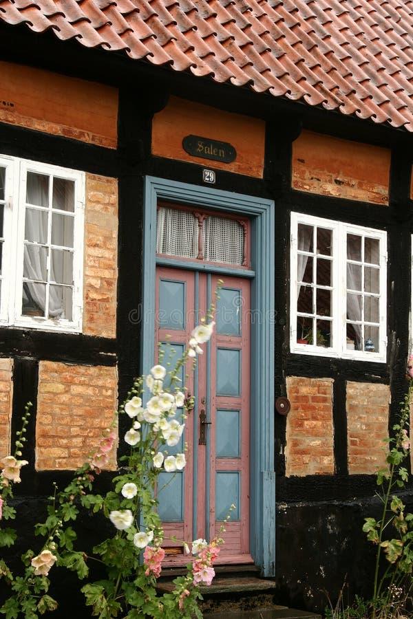 drzwi do domu zdjęcia royalty free