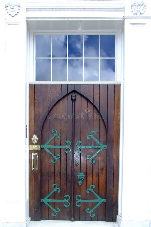 drzwi do nieba obrazy stock