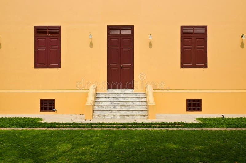 Drzwi I Windows obrazy royalty free