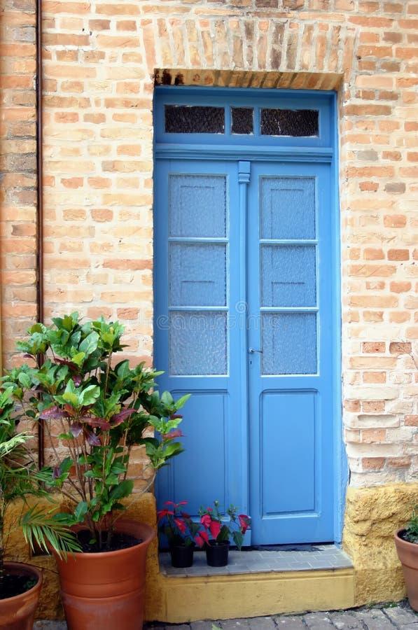 drzwi itu obrazy stock