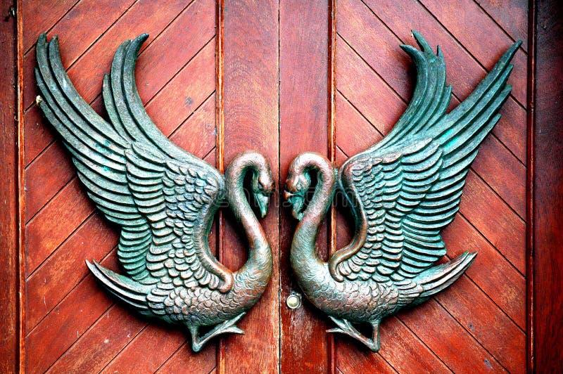 drzwi kopia zdjęcie royalty free