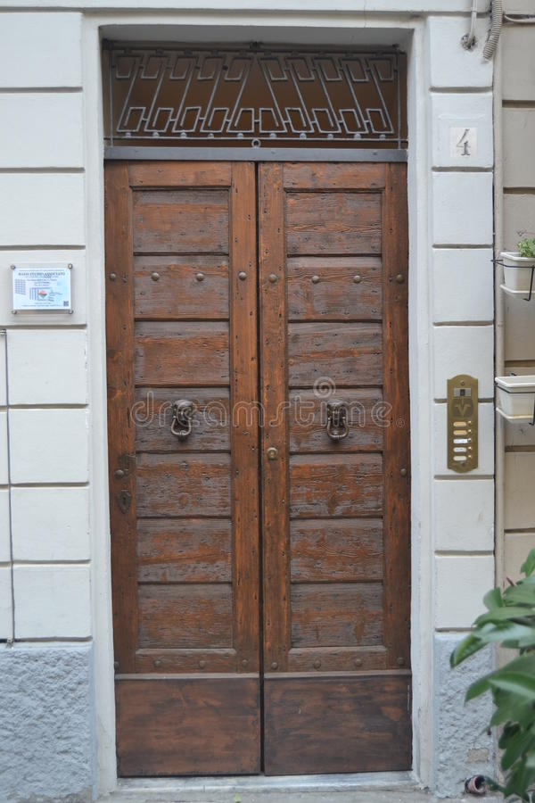 Drzwi od Parma 02 zdjęcie stock