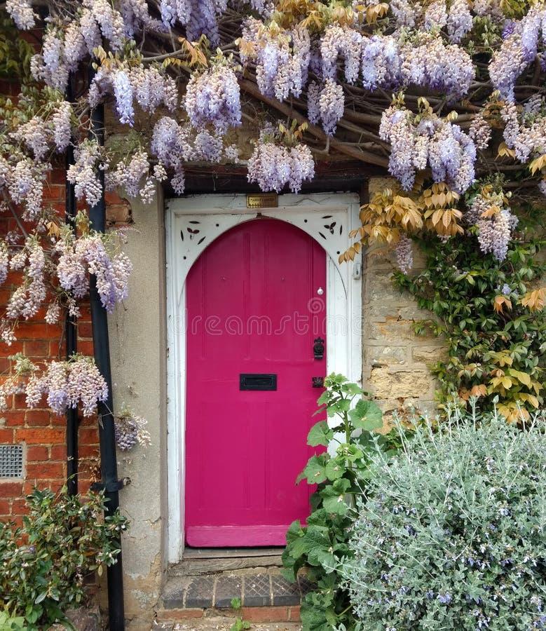 Drzwi raj fotografia stock