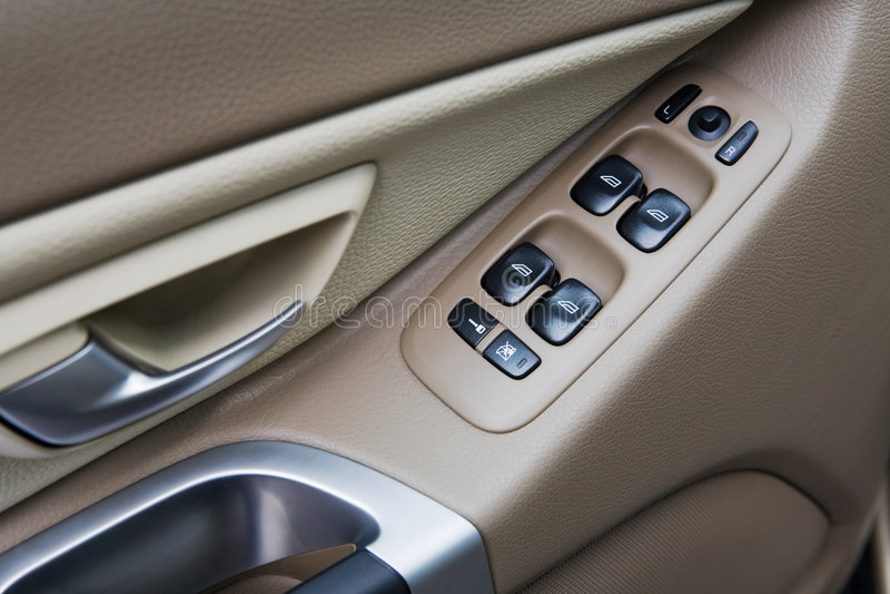 drzwi samochodu zdjęcia stock