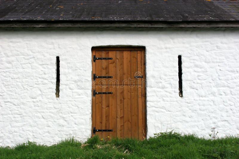 drzwi stodoły obraz stock