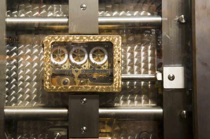 drzwi wśrodku skrytki fotografia royalty free