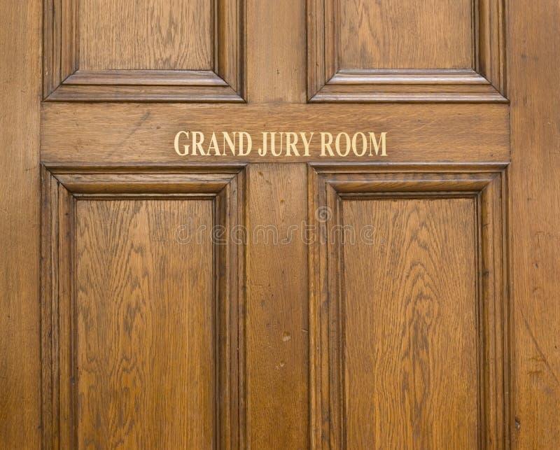 drzwi wejściowe grand oak stary, zdjęcia stock