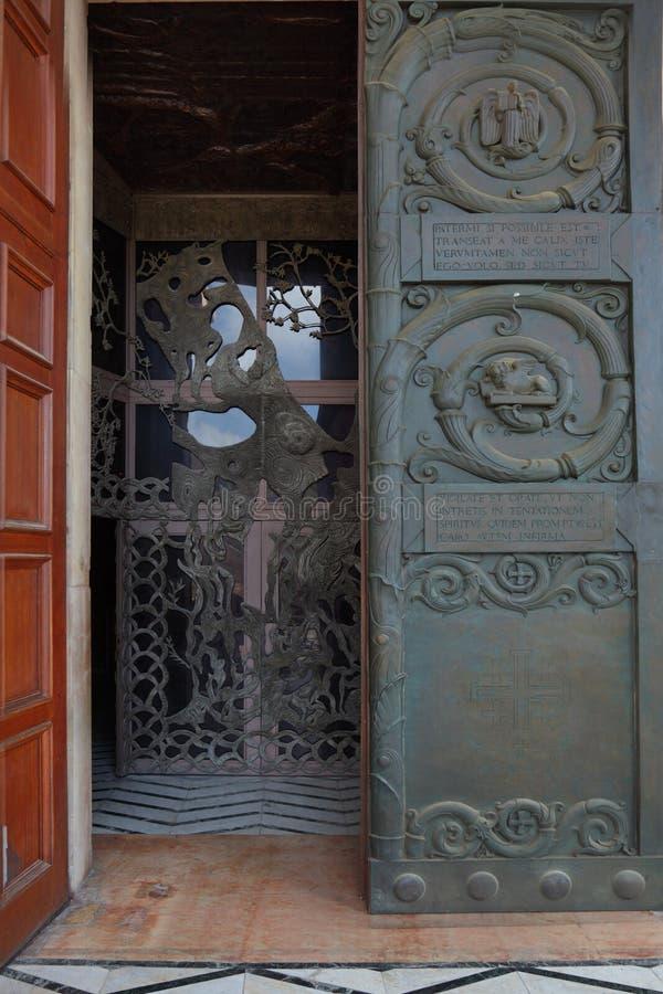 drzwi wspaniali obrazy stock