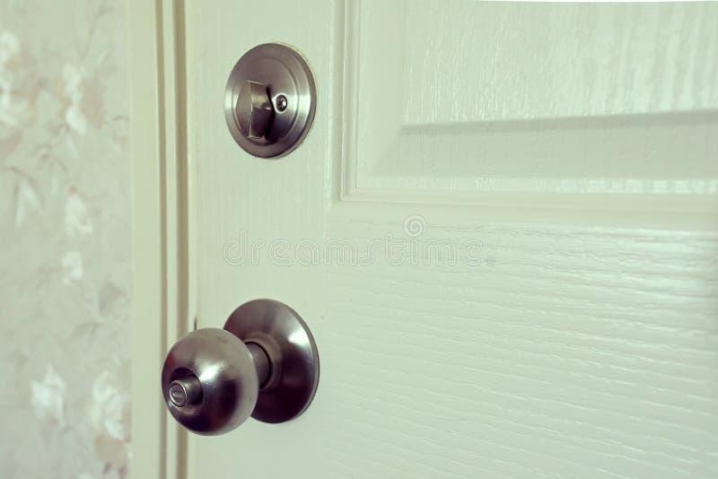 Drzwiowa gałeczka, obrazy royalty free