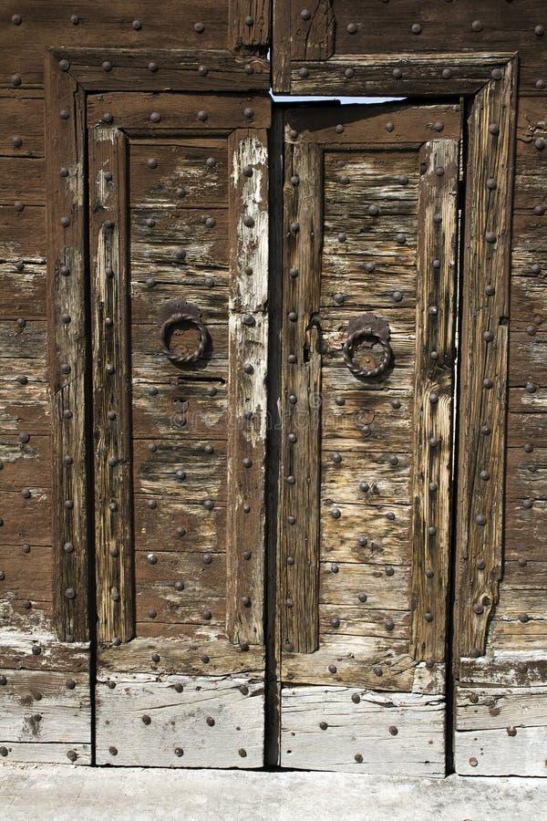 drzwiowa magistrala obraz royalty free