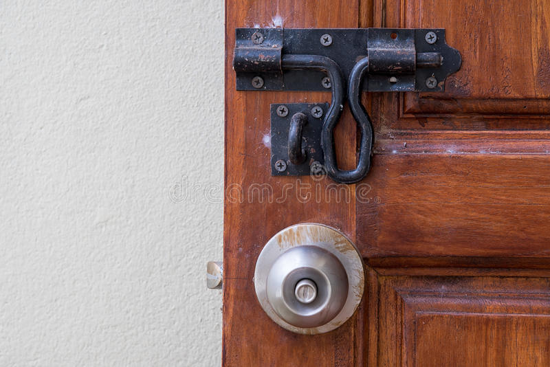 Drzwiowe rękojeści obraz stock